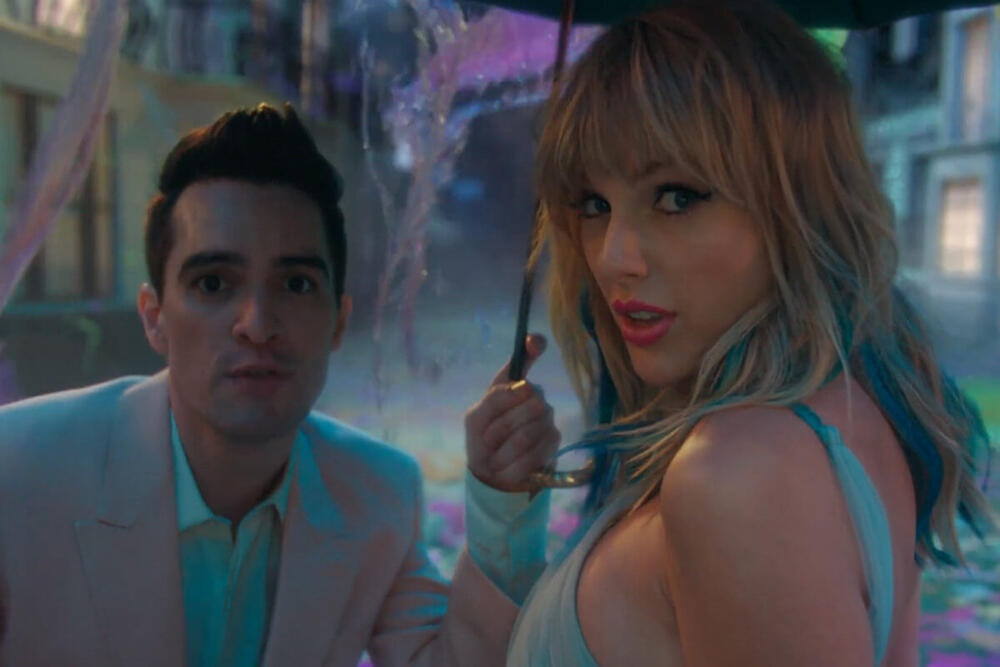 MTV VMA winner 2019 Taylor Swift (feat. Brendon Urie) - ME! preview picture